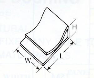 Öntapadó Kábeltartó (min. 100 db rendelhető)