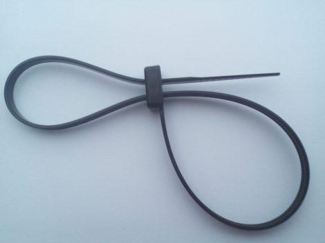 Duplaejű kábelkötegelő