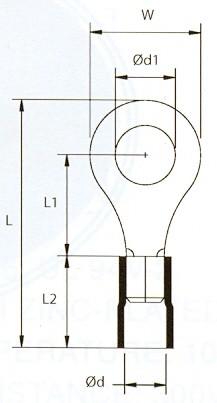 Szemessaru  4,3 X (0,5 - 1,5 mm2) (min. 100 db rendelhető)